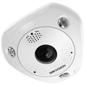 Фото 16 - HikVision DS-2CD6362F-IVS + ПО TRASSIR в подарок. Уличная 6Мп профессиональная сетевая FishEye-камера с ИК-подсветкой.