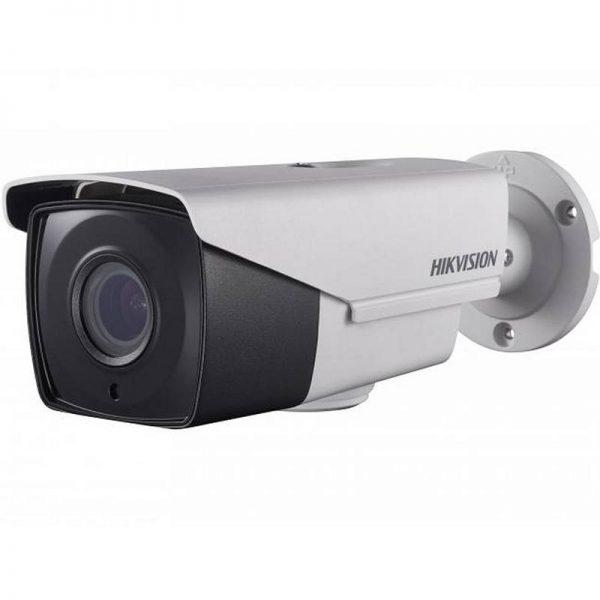 Фото 1 - 5Мп уличная цилиндрическая HD-TVI камера Hikvision DS-2CE16H5T-AIT3Z с EXIR-подсветкой до 40м.