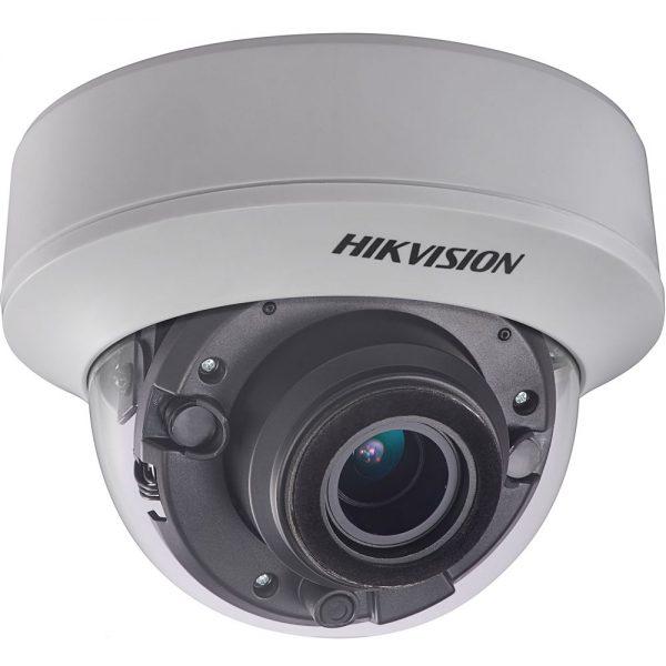 Фото 1 - Уличная HD-TVI камера-сфера Full HD Hikvision DS-2CE56D8T-ITZE с ИК-подсветкой и Motor-zoom.