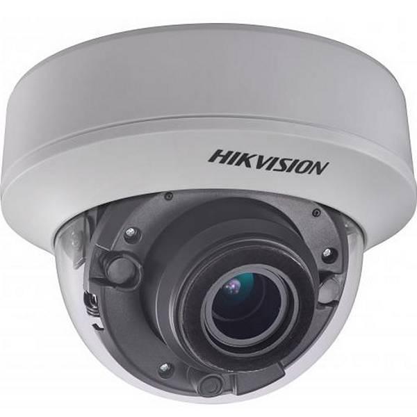 Фото 11 - 5Мп купольная HD-TVI камера Hikvision DS-2CE56H5T-AITZ с EXIR-подсветкой до 30м.