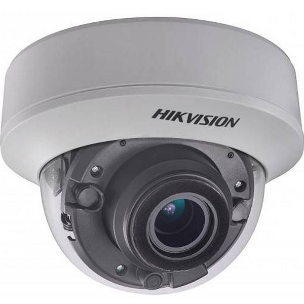 Фото 1 - 5Мп HD-TVI камера Hikvision DS-2CE56H5T-AVPIT3Z с EXIR-подсветкой до 40 м.