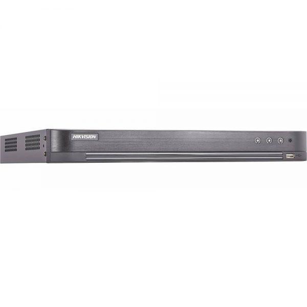 Фото 2 - 8-канальный гибридный видеорегистратор Hikvision DS-7208HQHI-K2/P с поддержкой IP камер.