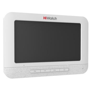 Фото 3 - HiWatch DS-D100K. Аналоговая домофонная система: вызывная панель + монитор.