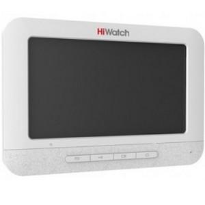 """Фото 10 - Аналоговый монитор для видеодомофона HiWatch DS-D100M с цветным 7"""" TFT дисплеем."""