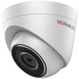 Фото 32 - HiWatch DS-I103. Уличная 1Мп сетевая камера-сфера с ИК-подсветкой EXIR.