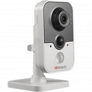 Фото 1 - 2Мп внутренняя IP камера HiWatch DS-I214W c ИК-подсветкой до 10 м.