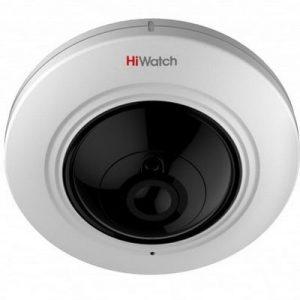Фото 52 - Высокочувствительная 3Мп IP камера HiWatch DS-I215 c fish-eye объективом.
