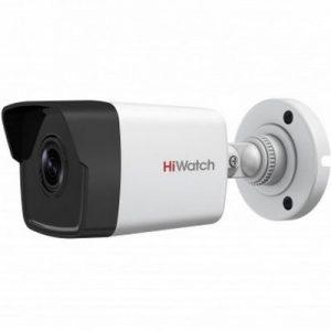 Фото 52 - Уличная цилиндрическая 4 Мп IP камера HiWatch DS-I450 c ИК-подсветкой.