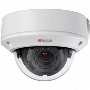 Фото 47 - Уличная купольная вандалостойкая 4 Мп IP камера HiWatch DS-I458 c ИК-подсветкой.