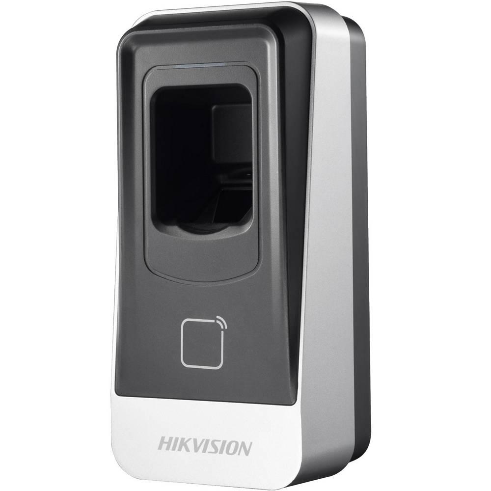 Фото 1 - Биометрический считыватель Hikvision DS-K1200EF с поддержкой EM-Marine карт.