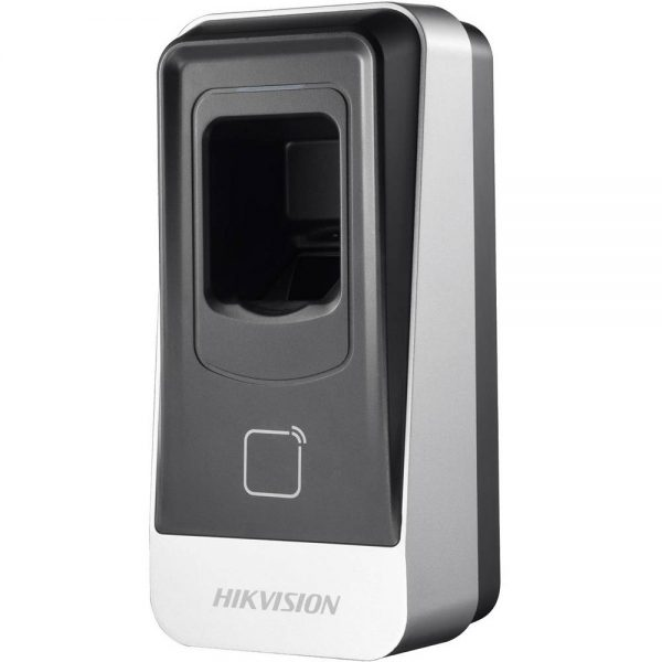 Фото 1 - Биометрический считыватель Hikvision DS-K1200MF с поддержкой Mifare карт.