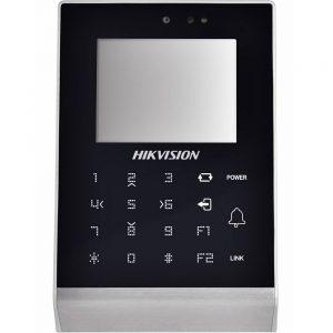 Фото 5 - Терминал контроля доступа Hikvision DS-K1T105E-C с встроенным считывателем карт EM-Marine.