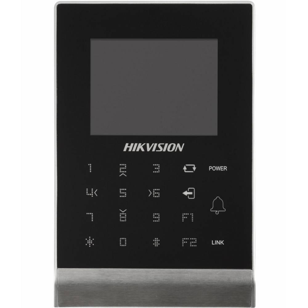 Фото 6 - Терминал контроля доступа Hikvision DS-K1T105M с встроенным считывателем карт Mifare.