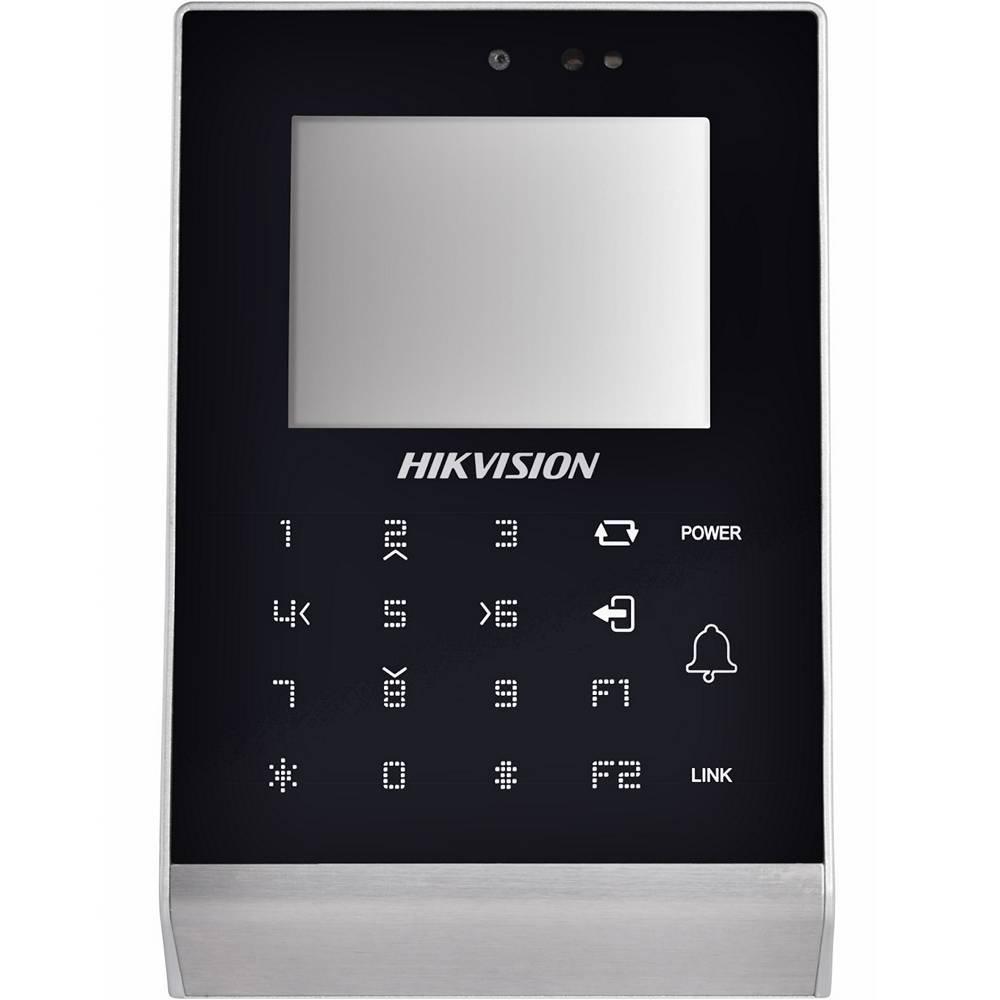 Фото 7 - Терминал контроля доступа Hikvision DS-K1T105M-C с встроенным считывателем карт Mifare и камерой.