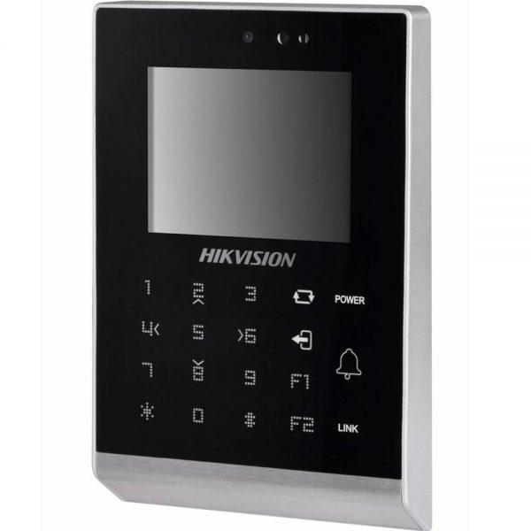 Фото 2 - Терминал контроля доступа Hikvision DS-K1T105M-C с встроенным считывателем карт Mifare и камерой.