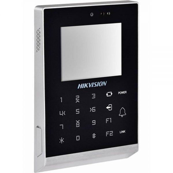 Фото 3 - Терминал контроля доступа Hikvision DS-K1T105M-C с встроенным считывателем карт Mifare и камерой.