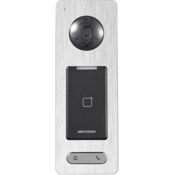 Фото 1 - Терминал контроля доступа Hikvision DS-K1T500S с Mifare считывателем и камерой видеонаблюдения.