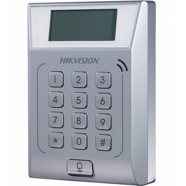 Фото 3 - Терминал контроля доступа Hikvision DS-K1T802E с встроенным считывателем карт EM-Marine.