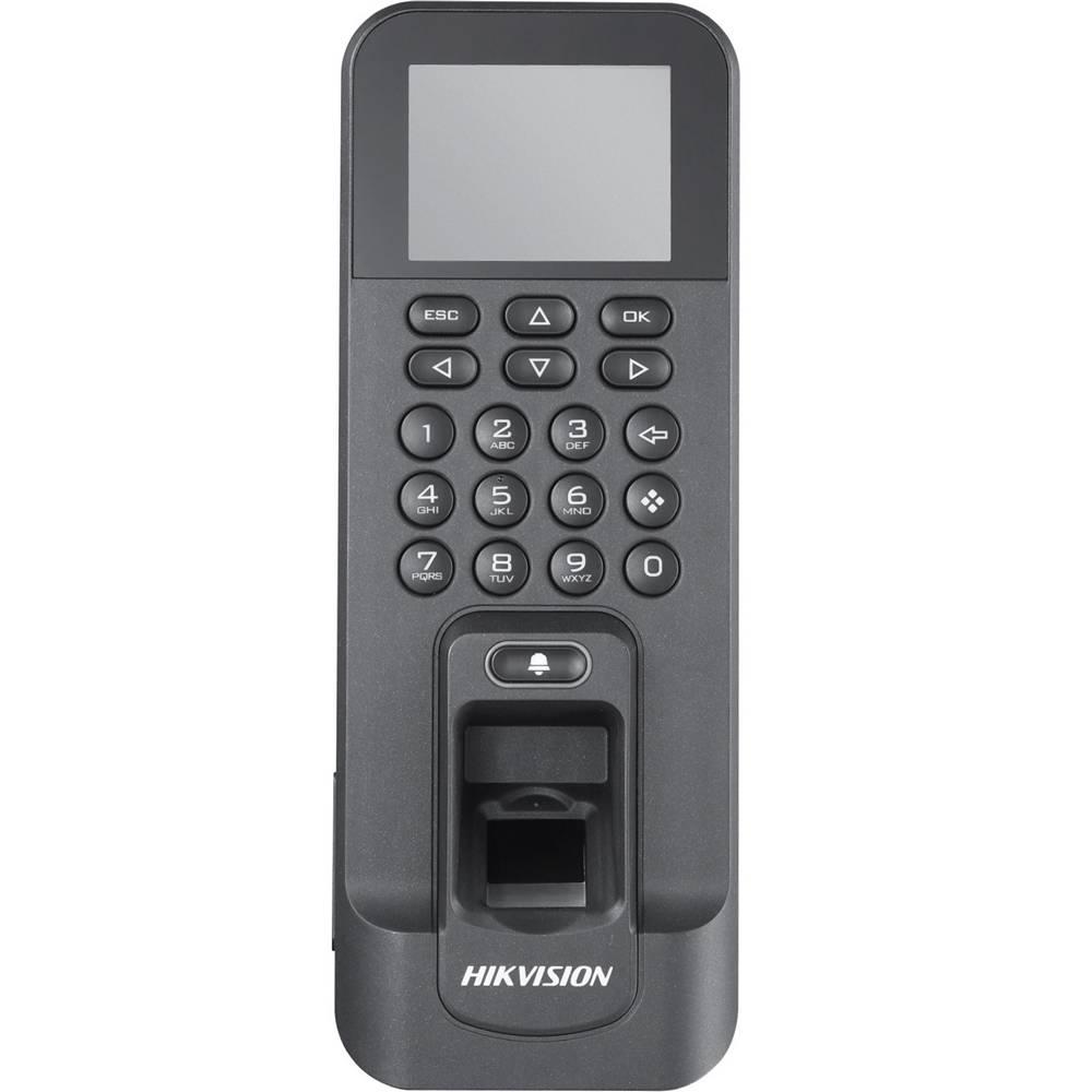 Фото 15 - Терминал контроля доступа Hikvision DS-K1T803MF с 2 считывателями: биометрическим и Mifare.