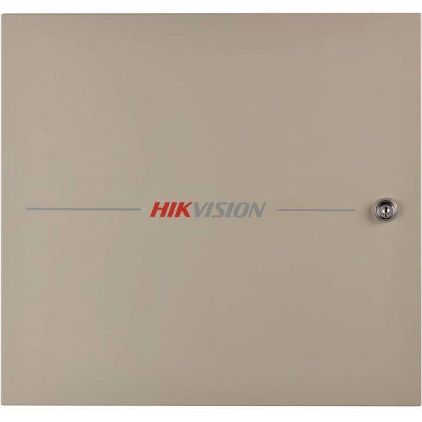 Фото 1 - Сетевой контроллер СКУД Hikvision DS-K2601 для управления одной дверью.