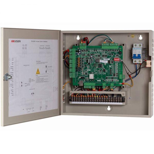 Фото 6 - Сетевой контроллер СКУД Hikvision DS-K2601 для управления одной дверью.
