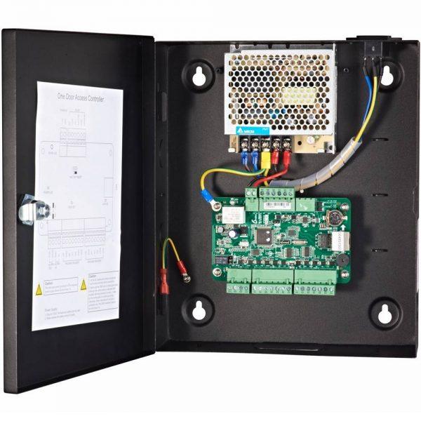 Фото 5 - Сетевой контроллер СКУД Hikvision DS-K2801 для управления одной дверью.