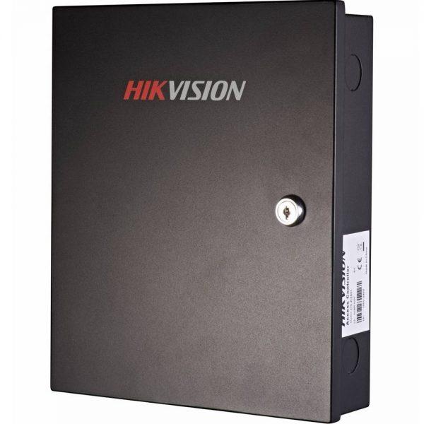 Фото 2 - Сетевой контроллер СКУД Hikvision DS-K2802 для управления 2 дверьми.