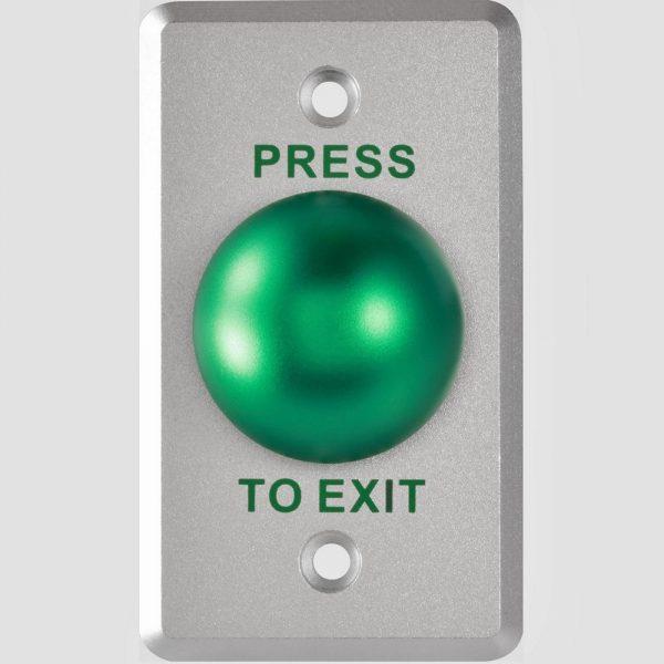 Фото 1 - Механическая кнопка выхода Hikvision DS-K7P05.