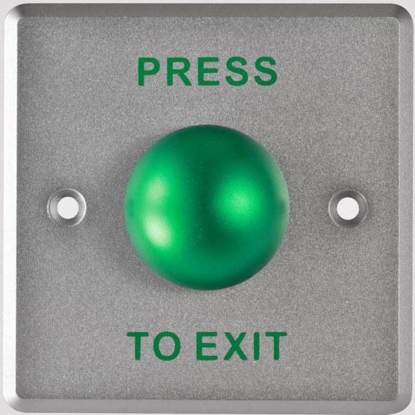 Фото 1 - Механическая кнопка выхода Hikvision DS-K7P06.