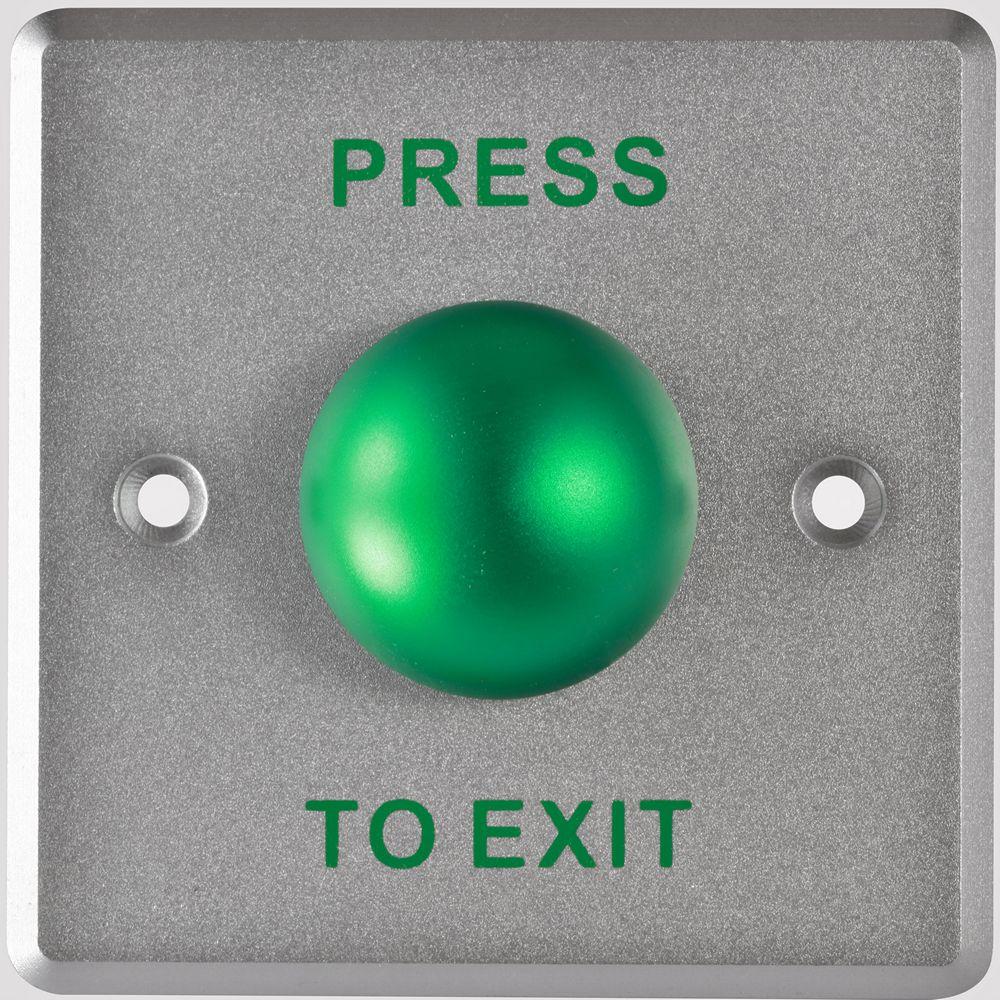 Фото 10 - Механическая кнопка выхода Hikvision DS-K7P06.