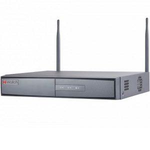 Фото 8 - 4-канальный сетевой видеорегистратор HiWatch DS-N304W c Wi-Fi.