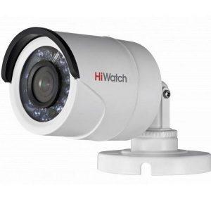 Фото 30 - Уличная миниатюрная HD-TVI камера HiWatch DS-T200P с ИК-подсветкой и питанием по коаксиальному кабелю.