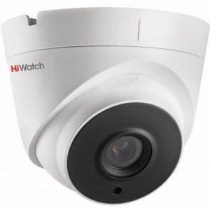 Фото 29 - Уличная мини-камера HD-TVI 2 Мп HiWatch DS-T203P с ИК-подсветкой и питанием по коаксиальному кабелю.
