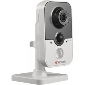 Фото 19 - HiWatch DS-T204. FullHD мини-офисная TVI-камера с ИК-подсветкой и звуком.