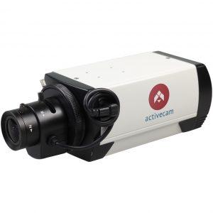 Фото 2 - ActiveCam AC-D1140 + ПО TRASSIR в подарок. 4Мп сетевая Box-камера с Real WDR.