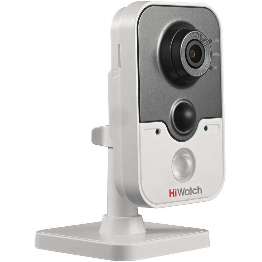 Фото 9 - HiWatch DS-I114W. Беспроводная бюджетная IP-камера с ИК-подсветкой для офиса.