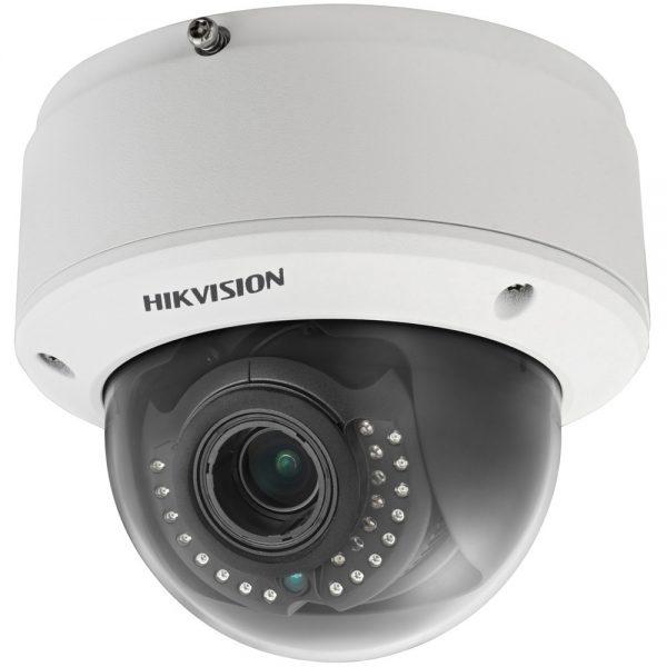 Фото 1 - HikVision DS-2CD41C5F-IZ + ПО TRASSIR в подарок. Вандалостойкая 12Мп Smart IP-камера с моторизированным объективом.