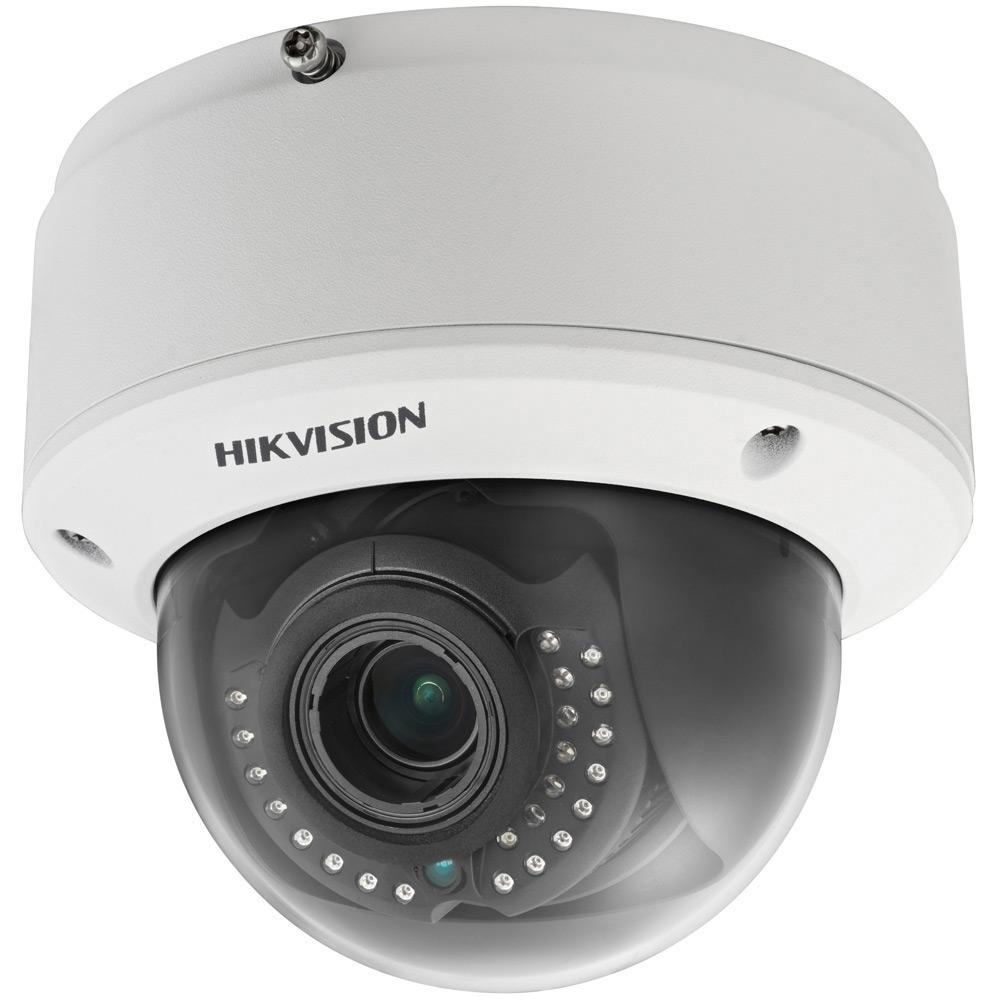 Фото 5 - HikVision DS-2CD41C5F-IZ + ПО TRASSIR в подарок. Вандалостойкая 12Мп Smart IP-камера с моторизированным объективом.