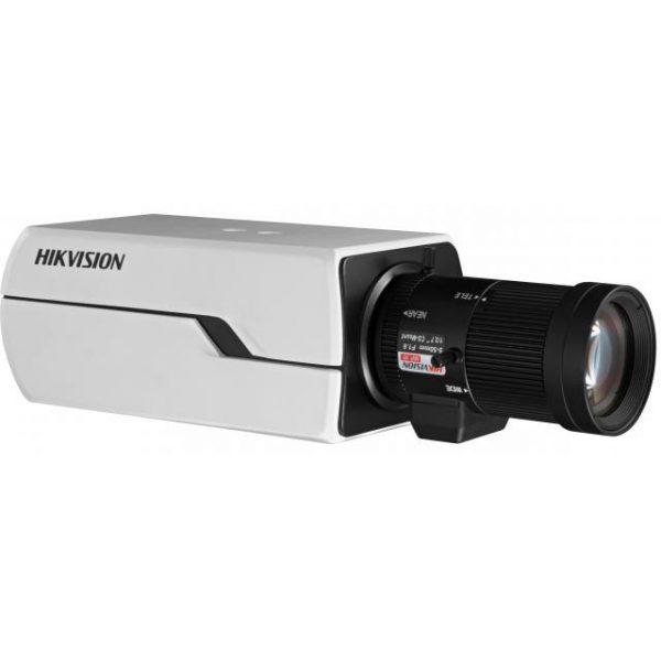 Фото 2 - HikVision DS-2CD4065F-AP + ПО TRASSIR в подарок. Интеллектуальная 6Мп сетевая Box-камера c P-Iris.