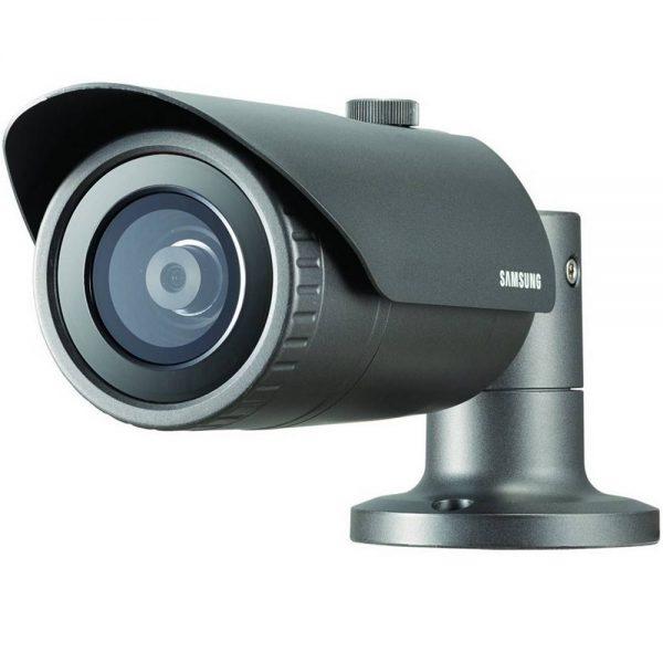 Фото 1 - Уличная вандалозащищенная IP-камера Wisenet Samsung QNO-6030RP с ИК-подсветкой.