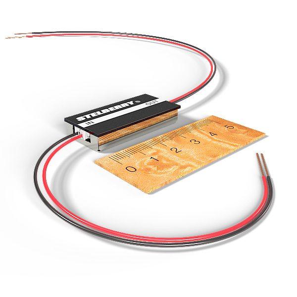 Фото 1 - Stelberry MX-110 – фильтр питания для активных микрофонов с повышенным коэффициентом подавления помех.