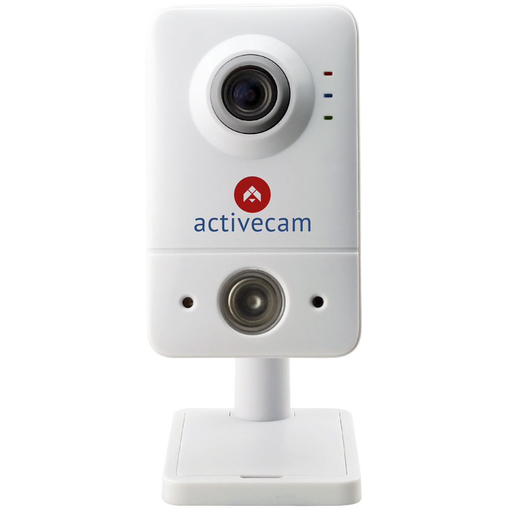 Фото 3 - ActiveCam AC-D7111IR1W. Внутренняя бюджетная сетевая Cube-камера с Wi-Fi и ИК-подсветкой.