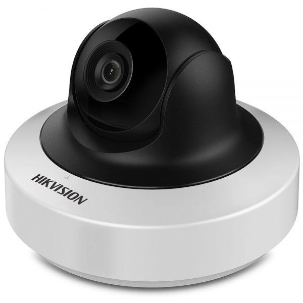 Фото 1 - Hikvision DS-2CD2F42FWD-IWS + ПО TRASSIR в подарок. Беспроводная поворотная 4Мп IP-камера с ИК-подсветкой для офиса.