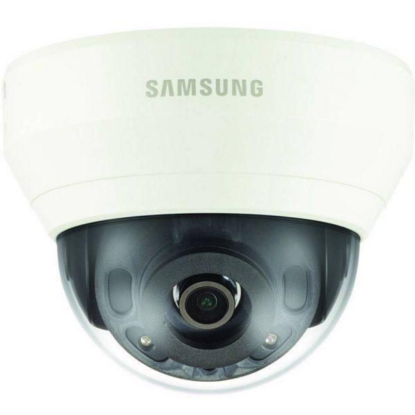 Фото 1 - Внутренняя IP-камера Wisenet Samsung QND-6030RP с ИК-подсветкой.