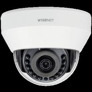 Фото 33 - IP-камера видеонаблюдения Wisenet LND-6020R с WDR 120 дБ и ИК-подсветкой.