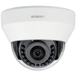 Фото 51 - Внутренняя купольная IP-камера Wisenet LND-6030R с ИК-подсветкой.