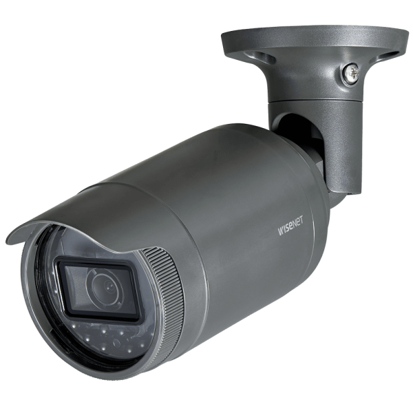Фото 3 - IP-камера видеонаблюдения Wisenet LNO-6010R с WDR 120 дБ и ИК-подсветкой.