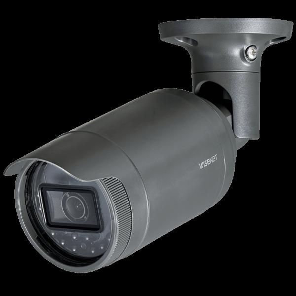 Фото 3 - Уличная IP-камера Wisenet LNO-6020R с WDR 120 дБ и ИК-подсветкой.