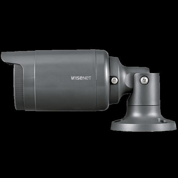 Фото 5 - Уличная IP-камера Wisenet LNO-6020R с WDR 120 дБ и ИК-подсветкой.