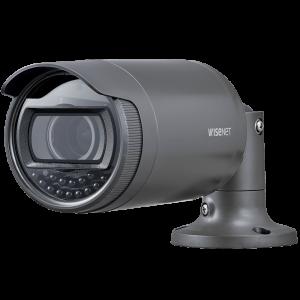 Фото 47 - Уличная IP-камера Wisenet LNO-6070R с WDR 120 дБ с вариообъективом и ИК-подсветкой.